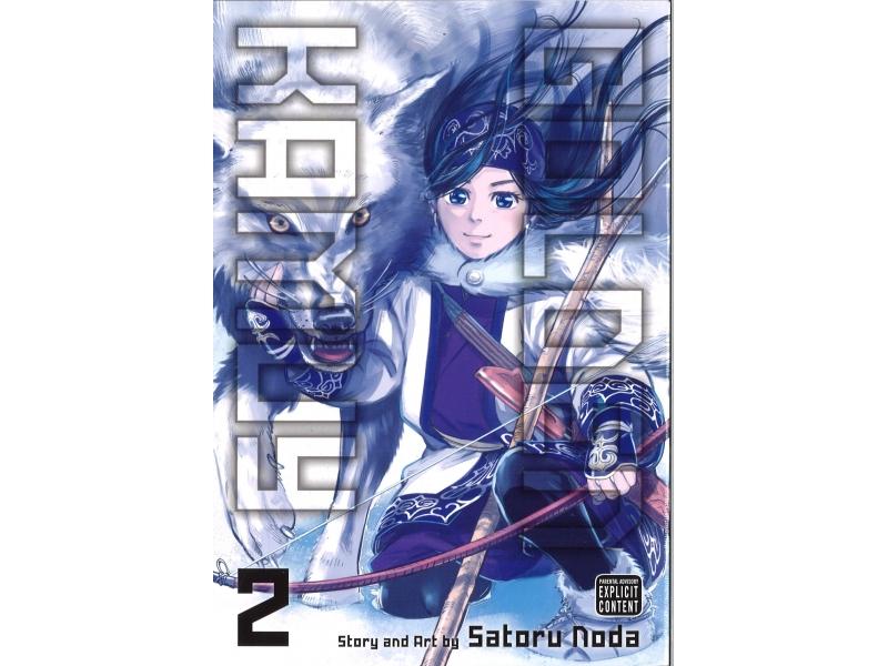 Golden Kamuy 2 - Satoru Noda