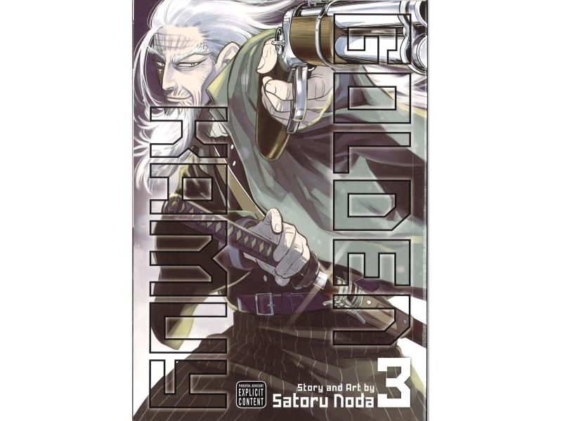 Golden Kamuy 3 - Satoru Noda