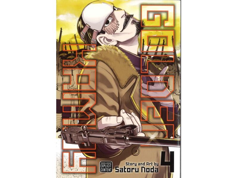 Golden Kamuy 4 - Satoru Noda