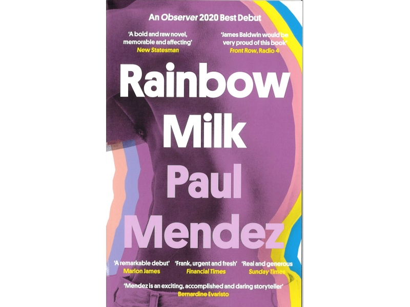 Paul Mendez - Rainbow Milk