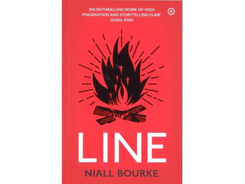 Niall Bourke - Line