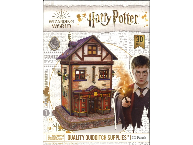 Harry Potter - Wizarding World - 71 Piece Jigsaw