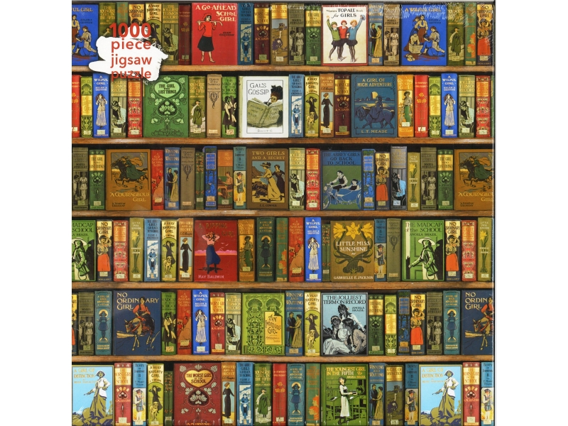 Bookshelves - 1000 Piece Jigsaw