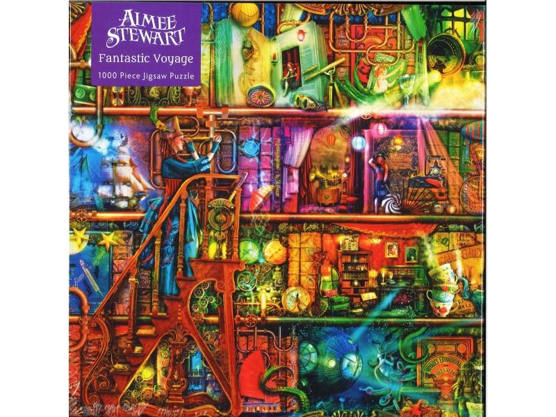 Fantastic Voyage - 1000 Piece Jigsaw