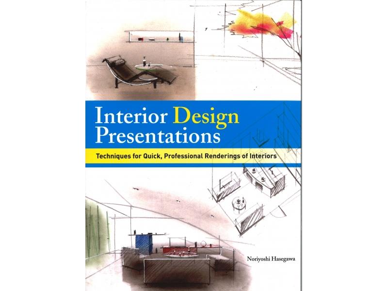 Noriyoshi Hasegawa - Interior Design Presentations
