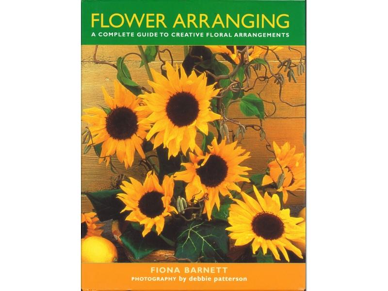 Fiona Barnett - Flower Arranging