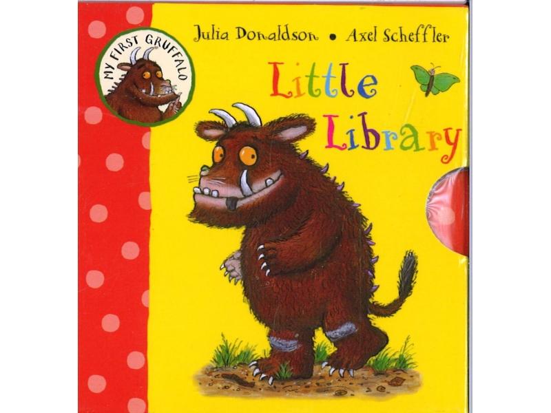 Julia Donaldson & Alex Scheffler - My First Gruffalo Little Library