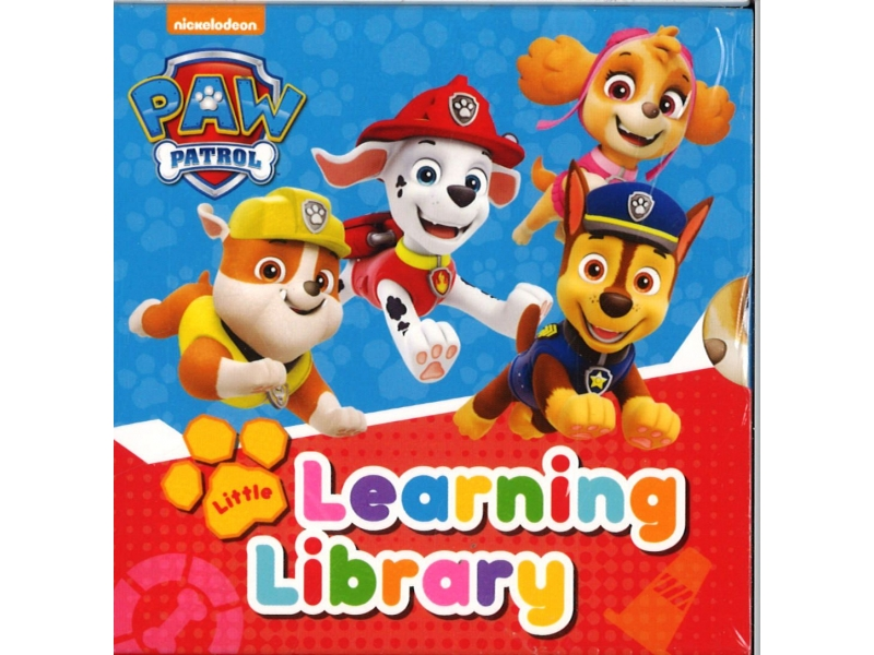 Paw Patrol - Little Learning Library