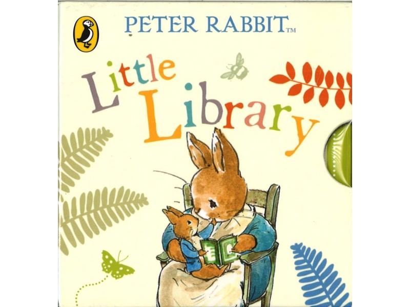 Petter Rabbit - Little Library