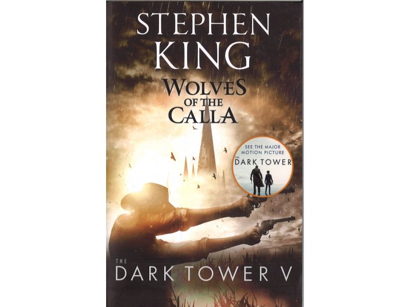 Stephen King - Wolves Of The Calla