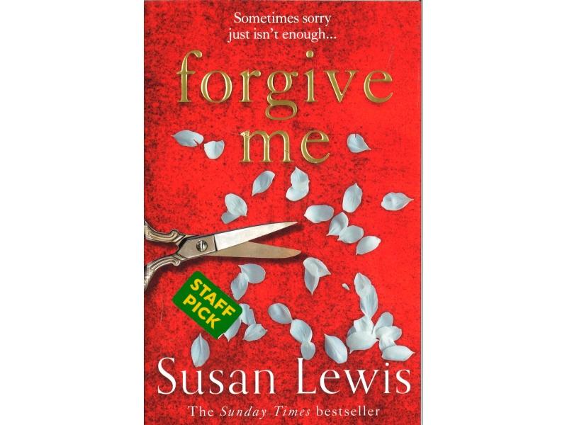 Susan Lewis - Forgive Me