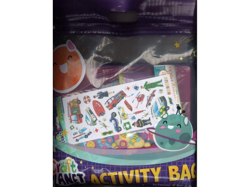 Craft Planet - Activity Bag Boys
