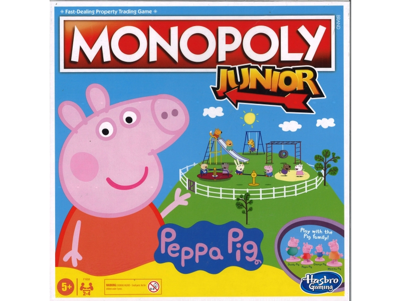 Peppa Pig - Monopoly Junior