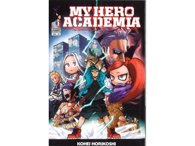 My Hero Academia 20 - Kohei Horikoshi