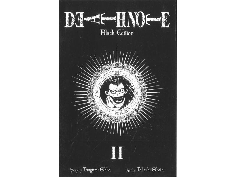 Death Note 2 - Black Edition - Tsugumi Ohba