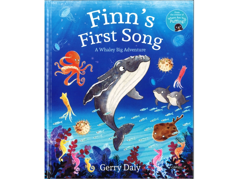 Gerry Daly - Finn's First Song