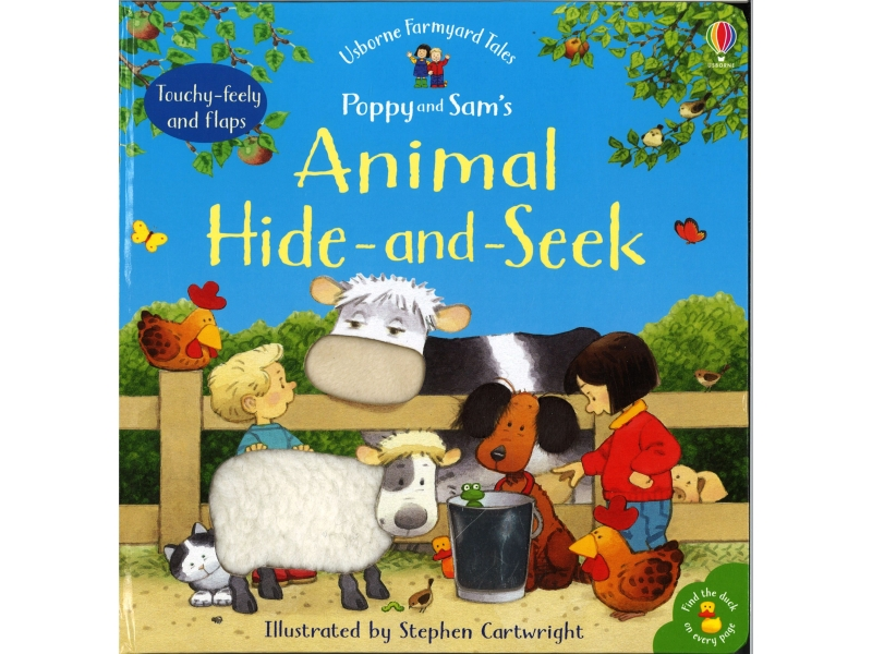 Poppy And Sam's - Animal Hide-And-Seek