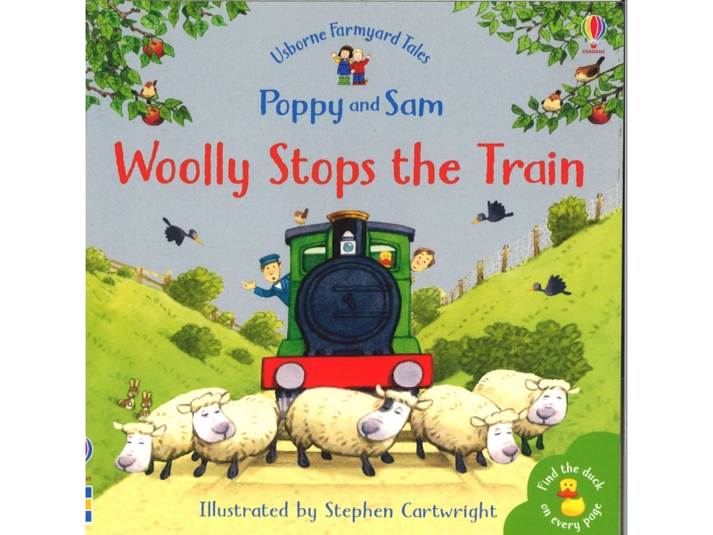 Poppy And Sam - Woolly Stops The Train