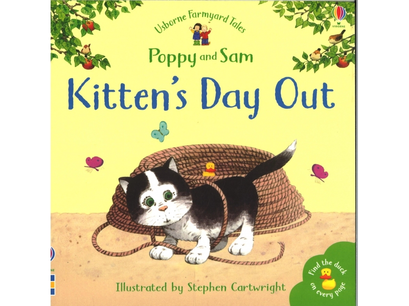 Poppy And Sam - Kitten's Day Out