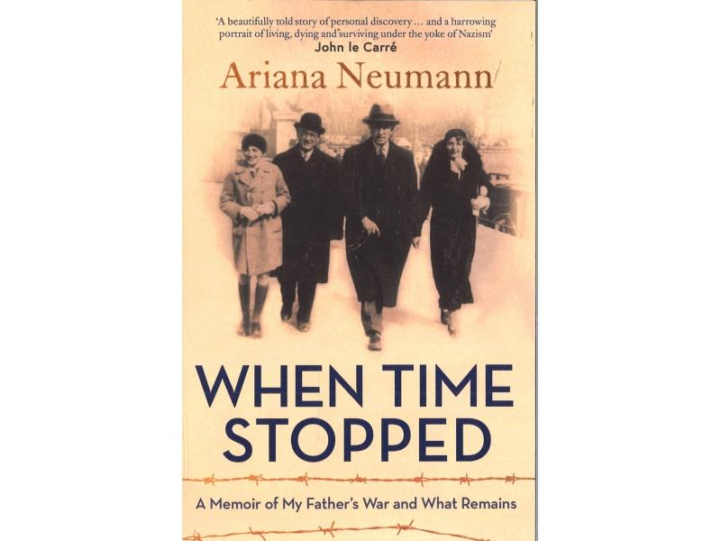 Ariana Neumann - When Time Stopped