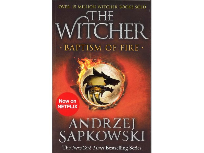 Andrzej Sapkowski - The Witcher - Baptism Of Fire