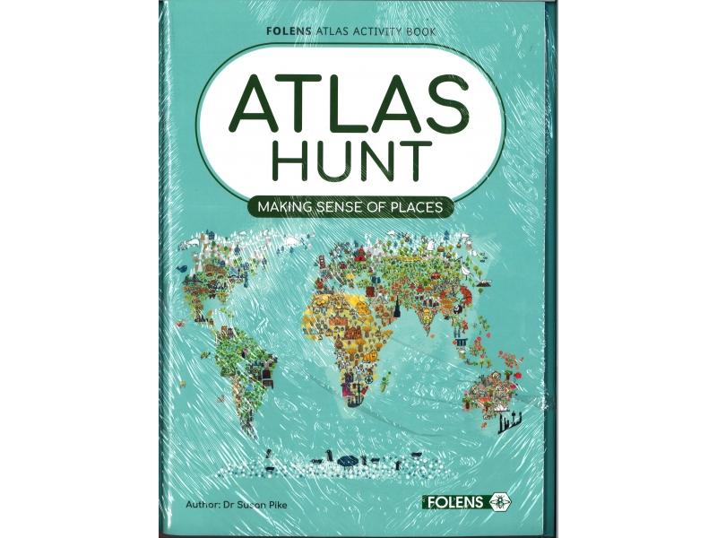 Irish Primary Atlas 2021 Pack
