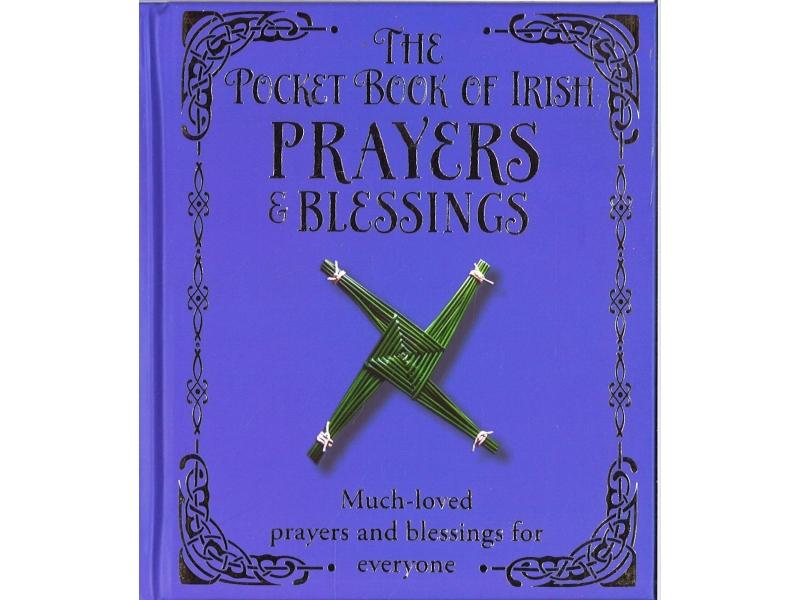 The Pocket Book Of Irish Prayers & Blessings