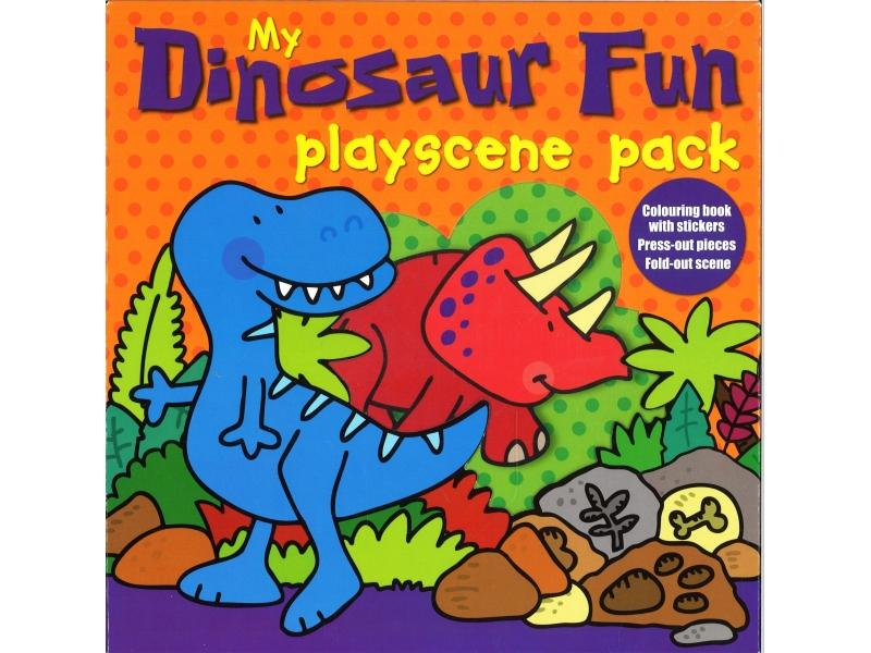 My Dinosaur Fun - Playscene Pack