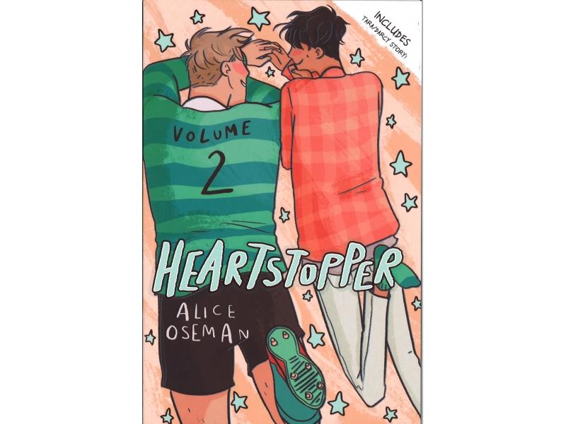 Alice Oseman - Heartstopper Volume 2