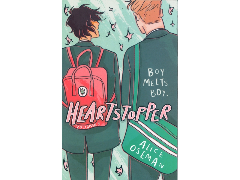 Alice Oseman - Heartstopper Volume 1