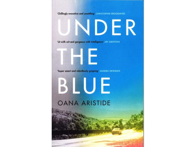 Oana Artistide - Under The Blue