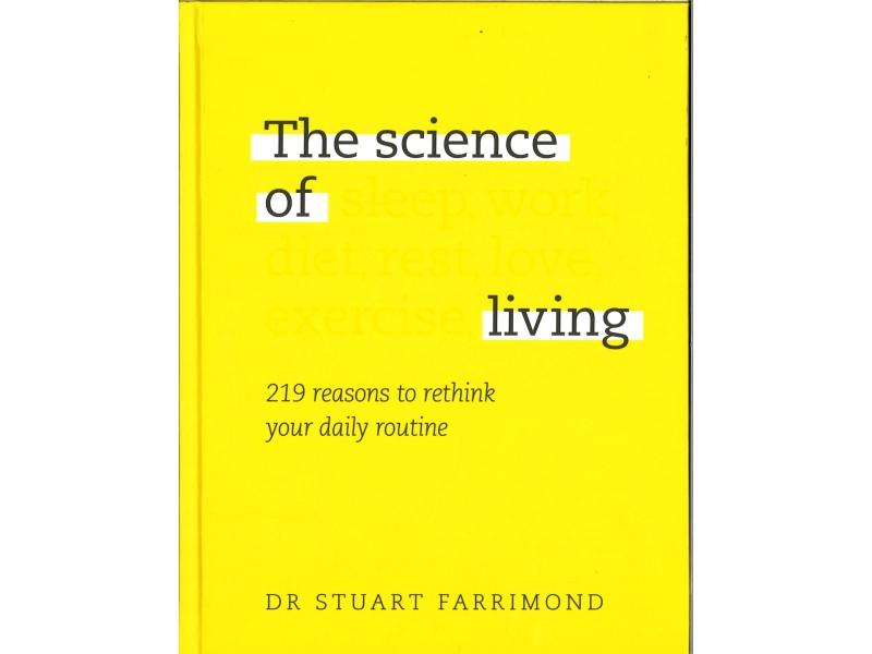 Dr Stuart Farrimond - The Science Of Living