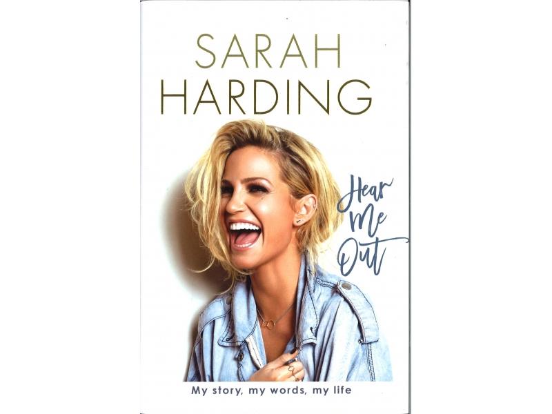 Sarah Harding - Hear Me Out