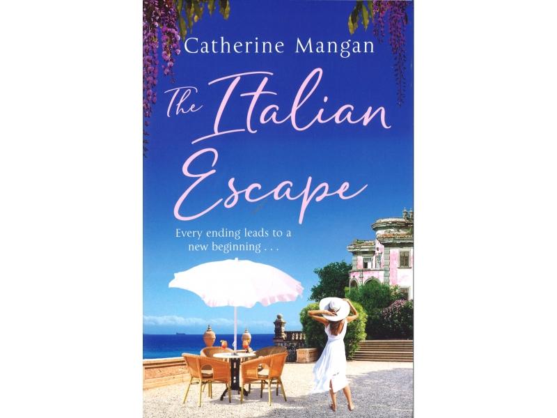 Catherine Mangan - The Italian Escape