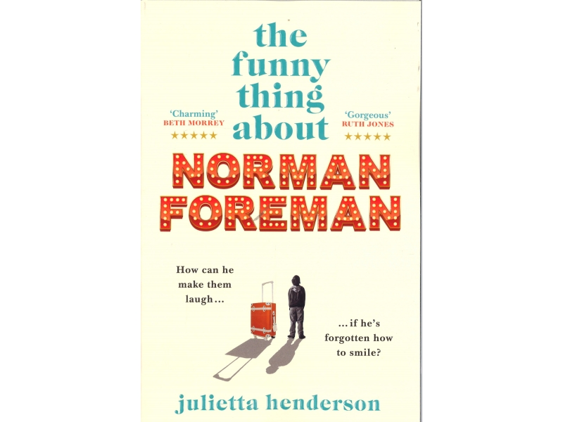 Julietta Henderson - The Funny Things About Norman Freeman