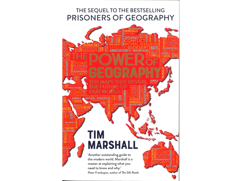 Tim Marshall - The Power Of Geography