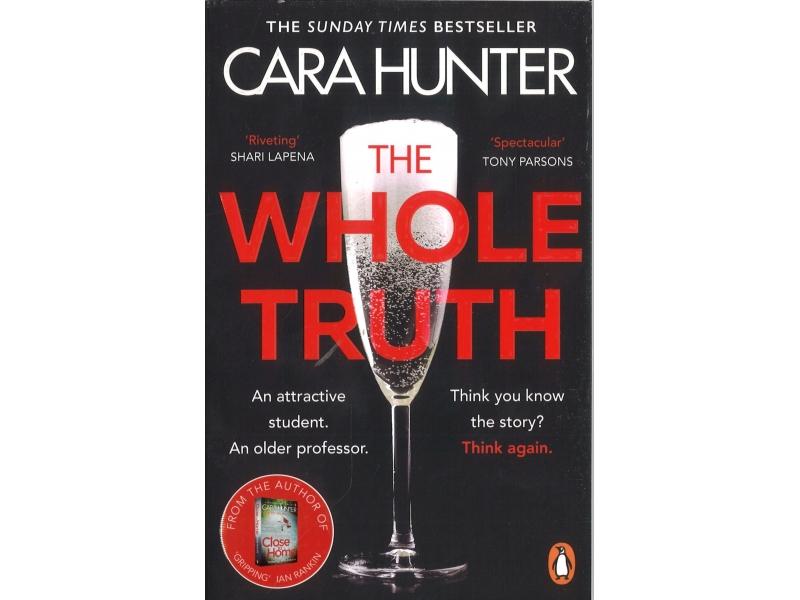 Cara Hunter - The Whole Truth