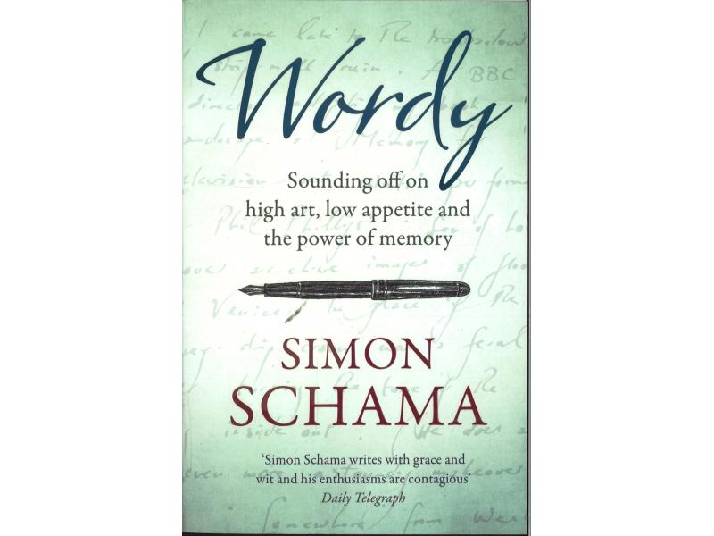 Simon Schama - Wordy