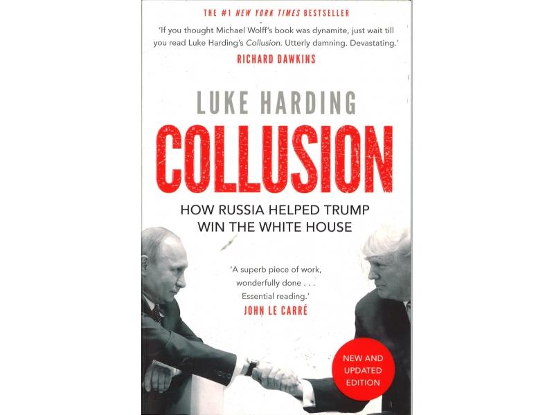 Luke Harding - Collusion