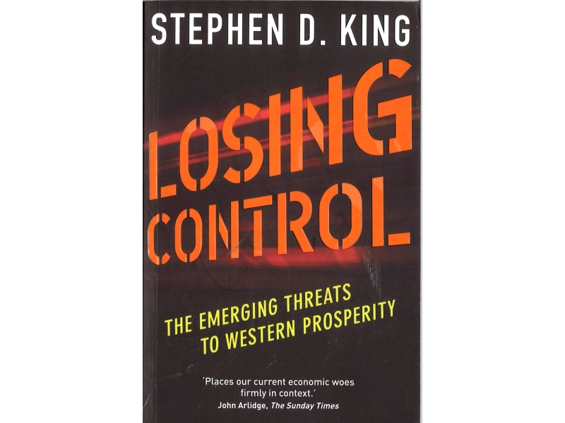 Stephen D. King - Losing Control