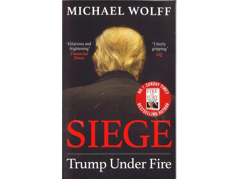 Michael Wolff - Siege