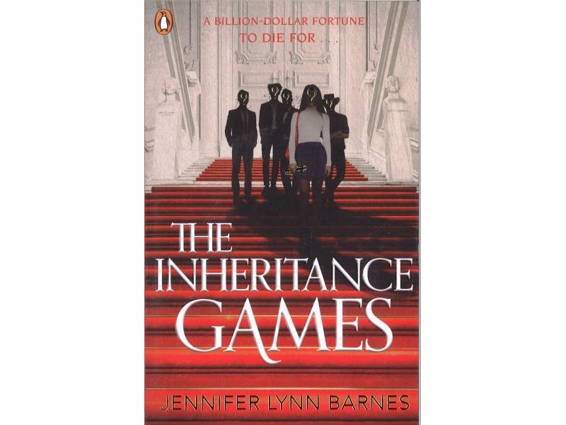 Jennifer Lynn Barnes - The Inheritance Games
