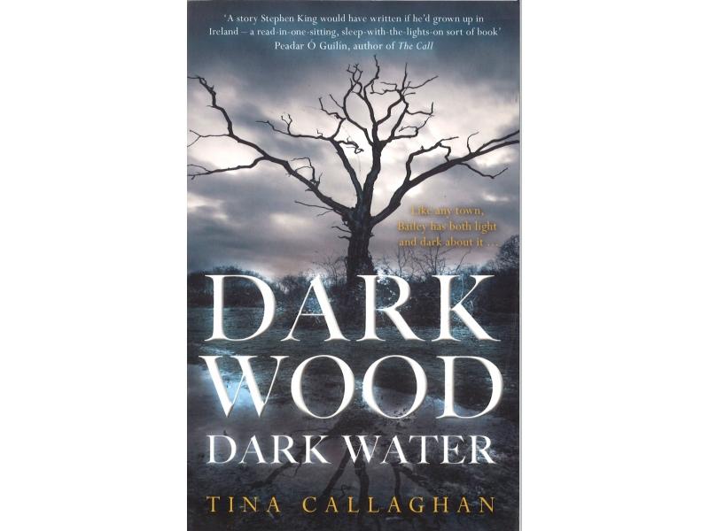Tina Callaghan - Dark Wood Dark Water