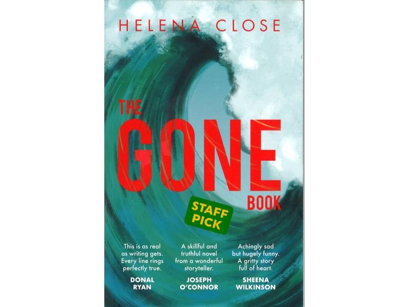 Helena Close - The Gone Book