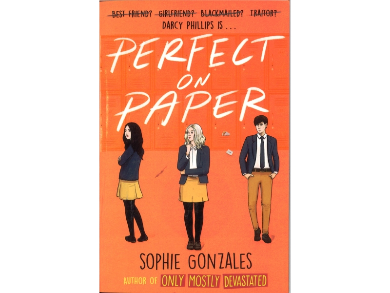 Sophie Gonzales - Perfect On Paper