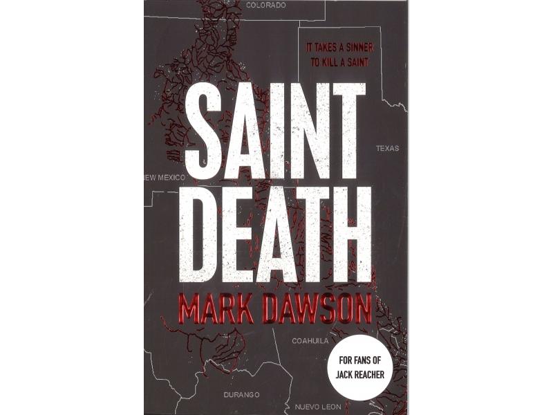 Mark Dawson - Saint Death
