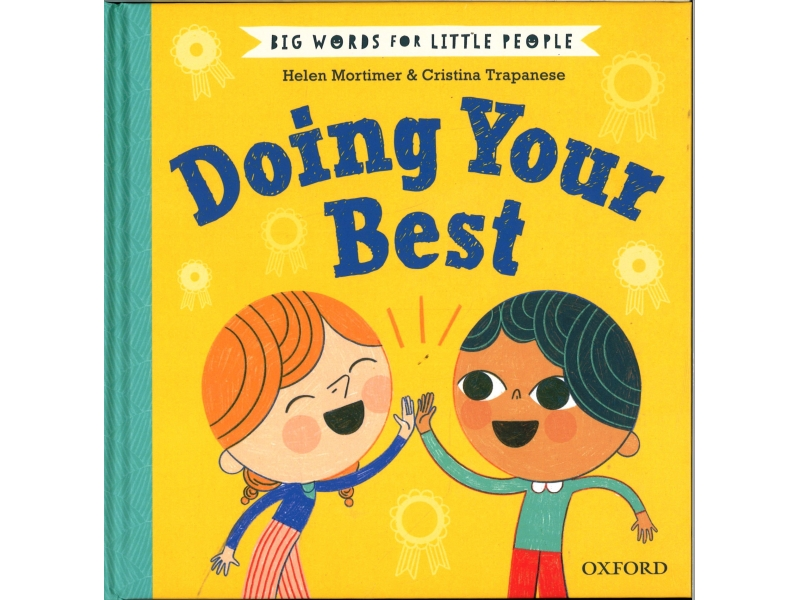 Big Words For Little People - Doing Your Best