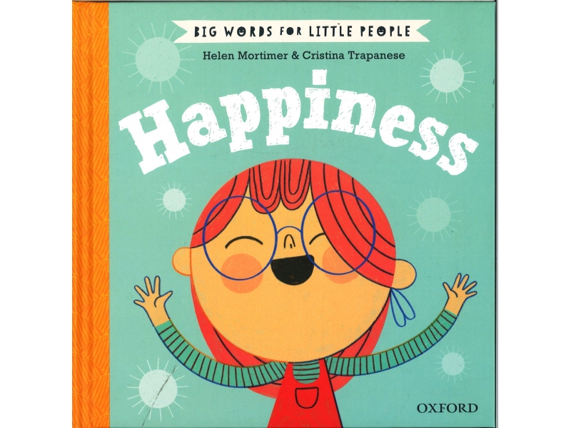 Big Words For Little People - Happiness