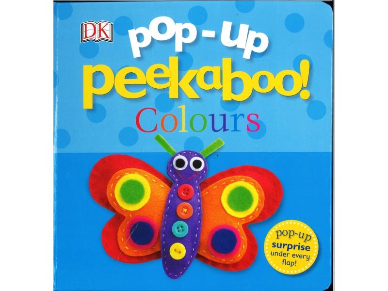 Pop-Up Peekaboo ! Colours