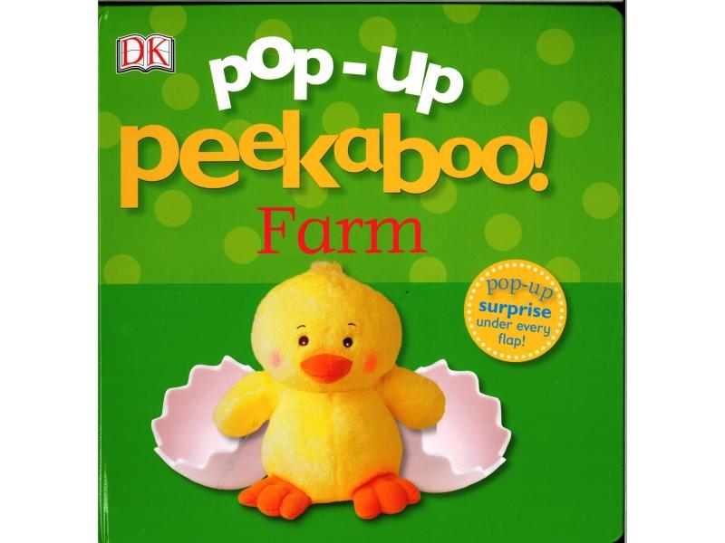 Pop-Up Peekaboo ! Farm